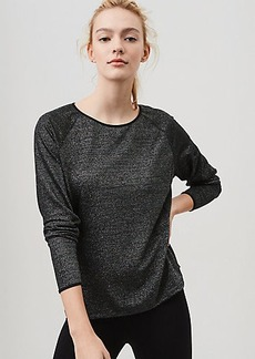 Lou & Grey FORM Shimmer Top - Low Impact