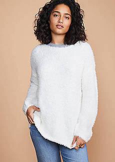 LOFT Lou & Grey Fuzzy Sweater