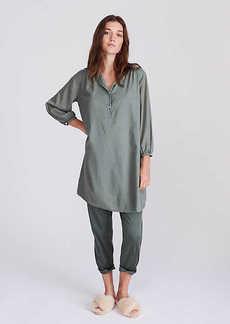 Lou & Grey Henley Shirtdress