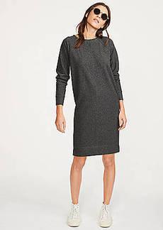 Lou & Grey Herringbone Shift Dress