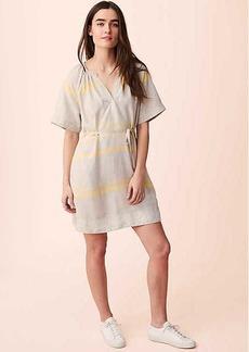 Lou & Grey Highlight Garment Dye Pop On Dress
