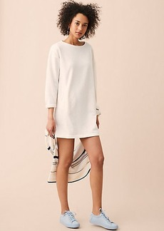 Lou & Grey Pocket Sweatshirt Dress