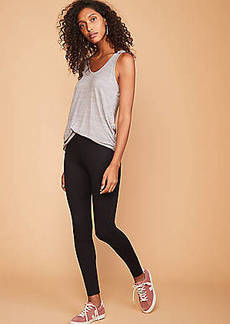 LOFT Lou & Grey Ponte Leggings