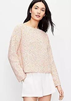 Lou & Grey Rainbow Sprinkle Sweater