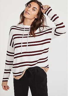 LOFT Lou & Grey Shimmer Stripe Sweater