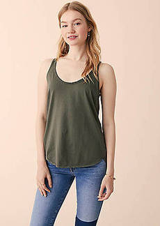Lou & Grey Shirttail Tank