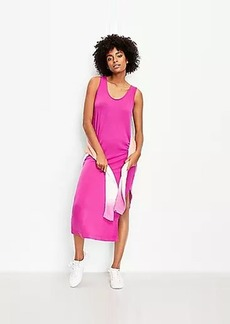 Lou & Grey Signature Softblend Tank Midi Dress