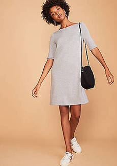LOFT Lou & Grey Signaturesoft Boatneck Dress