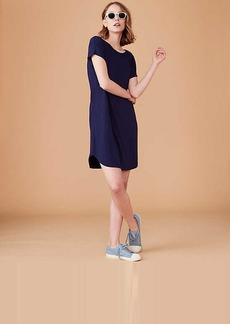 LOFT Lou & Grey Signaturesoft Boatneck Tee Dress