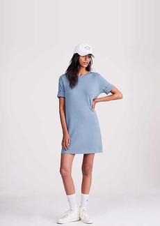 Lou & Grey Signaturesoft Cuffed Tee Dress