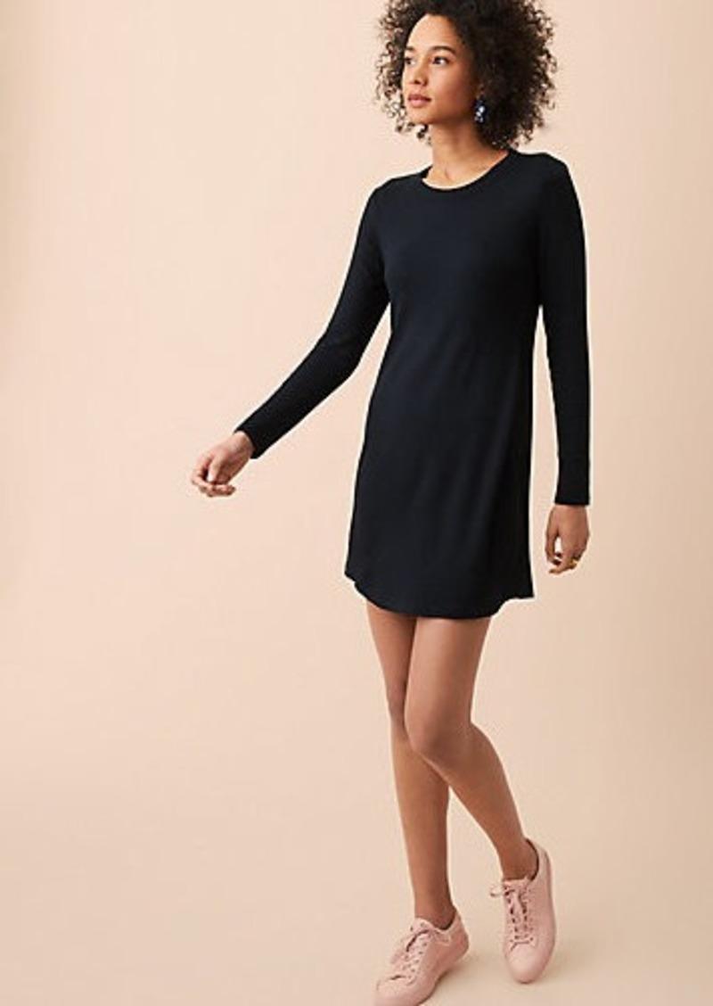 bacfb210128e LOFT Lou   Grey Signaturesoft Dress