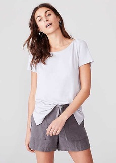 LOFT Lou & Grey Signaturesoft Envelope Tee