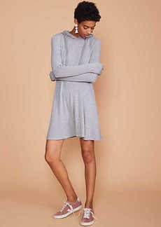 LOFT Lou & Grey Signaturesoft Hoodie Dress