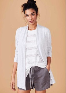 LOFT Lou & Grey Signaturesoft Open Cardigan