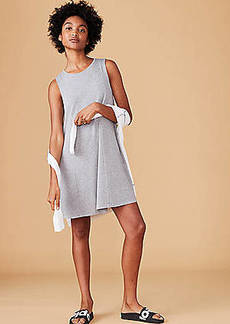 LOFT Lou & Grey Signaturesoft Pocket Swing Dress