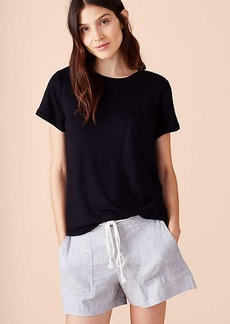 LOFT Lou & Grey Signaturesoft Pocket Tee