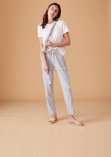 LOFT Lou & Grey Softened Spacedye Upstate Sweatpants
