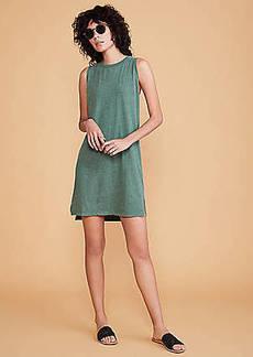 LOFT Lou & Grey Softserve Slub Tank Dress