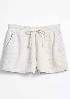 Lou & Grey Sprinkle Terry Drawstring Shorts