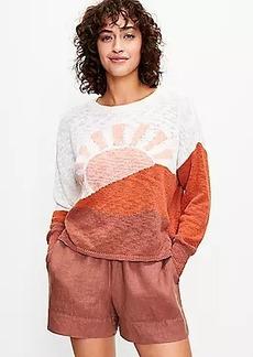 Lou & Grey Sunrise Sweater