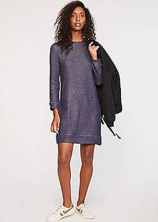 LOFT Lou & Grey Sweatshirt Dress