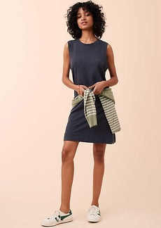 Lou & Grey Terry Shift Dress