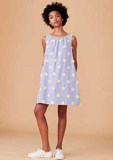 Lou & Grey Wildflower Poplin Pocket Dress