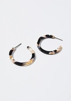 Lou & Grey Machete Mini Hoop Earrings