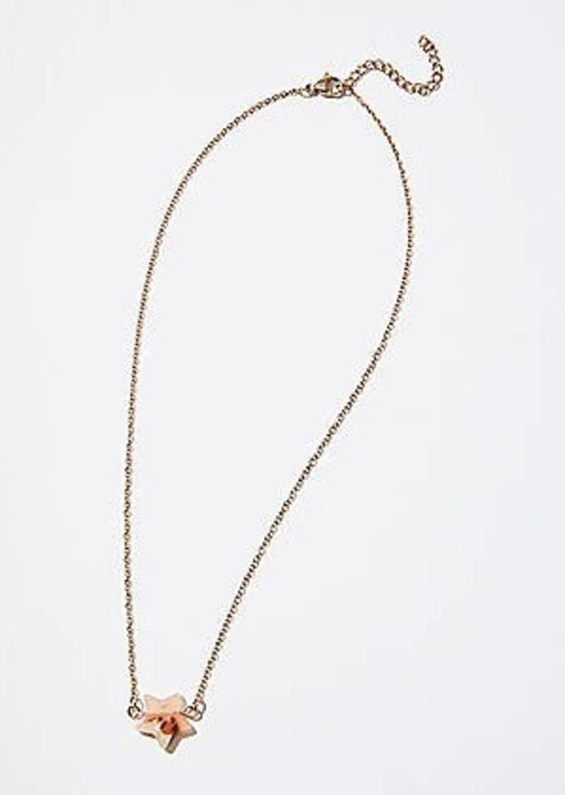 Lou & Grey Machete Star Necklace