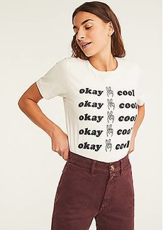 Lou & Grey Nellie Taft Okay Cool Tee