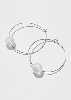 Lou & Grey Not Magic Orbit Hoop Earrings