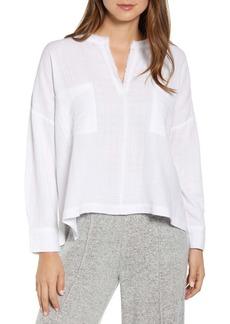 Lou & Grey Patch Pocket Shirt