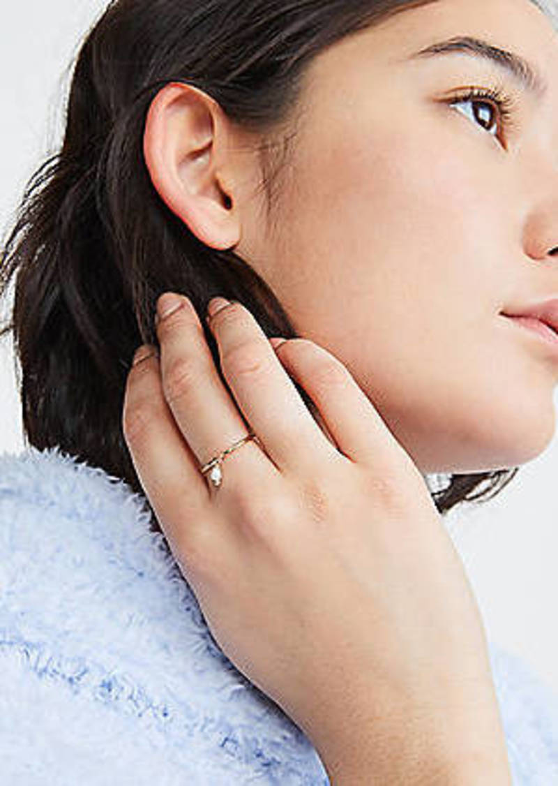 Lou & Grey Pearl Ring