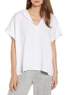 Lou & Grey Short Sleeve Hoodie