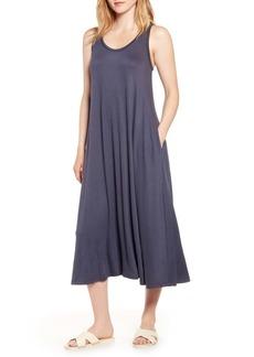 Lou & Grey Signaturesoft Midi Tank Dress