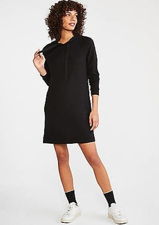 Lou & Grey Signaturesoft Plush Hoodie Dress