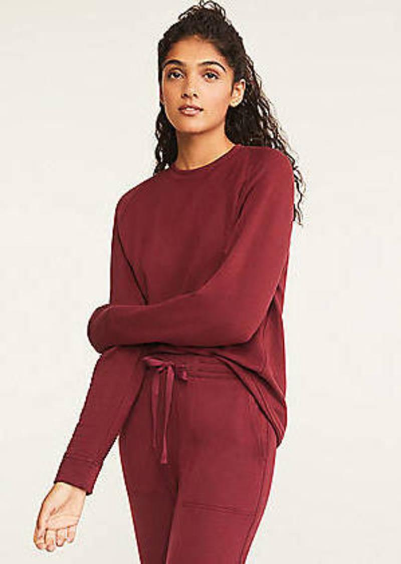 Lou & Grey Signaturesoft Plush Upstate Sweatshirt