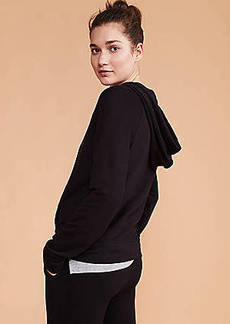 Lou & Grey Signaturesoft Plush Zip Hoodie