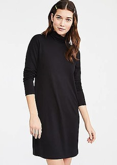 LOFT Lou & Grey Signaturesoft Turtleneck Dress