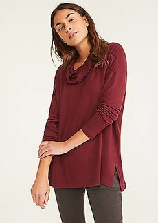 Lou & Grey Signaturesoft Cowl Tunic Top