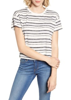 Lou & Grey Stripe Relaxed Tee