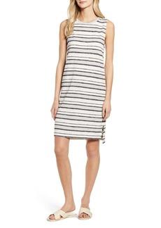 Lou & Grey Stripe Shift Dress