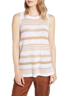 Lou & Grey Stripe Sweater Tank