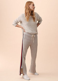 Lou & Grey Sundry Striped Track Pants