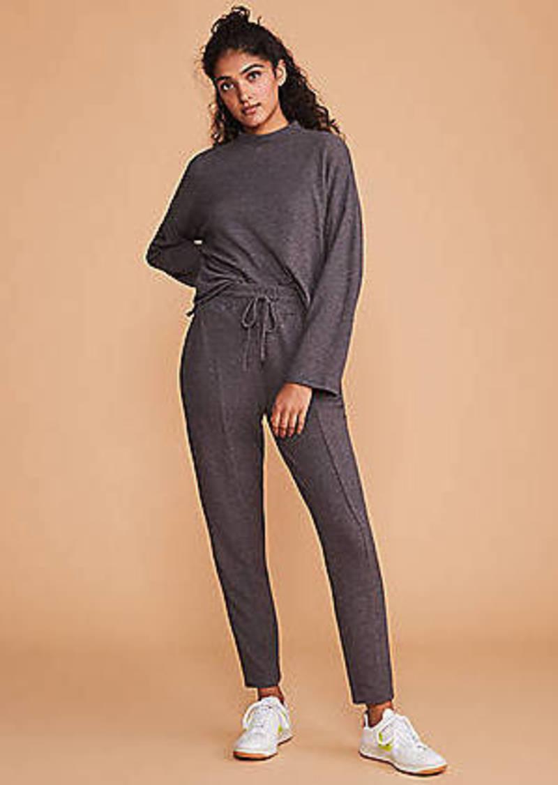 Lou & Grey Toasty Knit Pants
