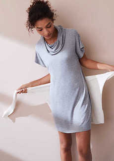 Lou & Grey Signaturesoft Cowl Tee Dress