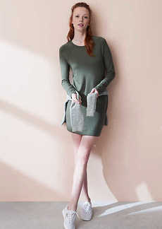 Lou & Grey Signaturesoft Sweatshirt Dress