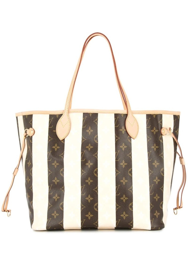 Neverfull monogram tote bag
