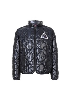 Louis Vuitton Quilted Patch Blouson with packable hood