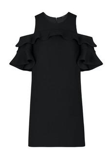 Louis Vuitton Ruffle Dress